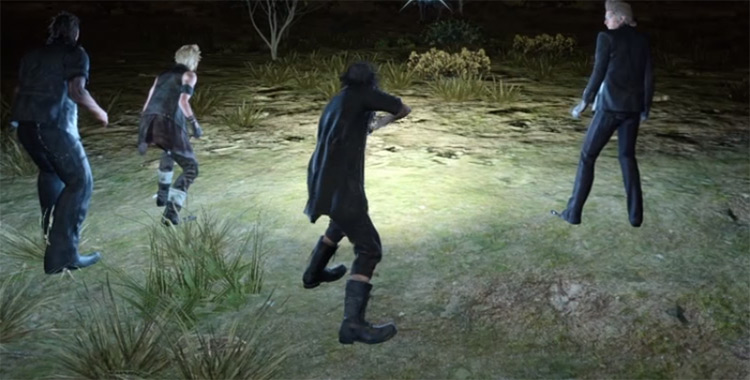 Enforcer Weapon Battle / Final Fantasy XV