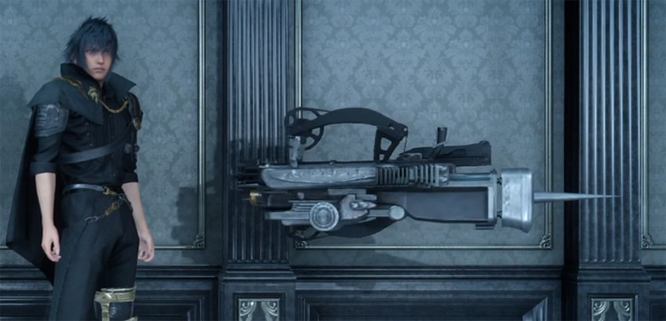 Auto Crossbow Machinery / Final Fantasy XV