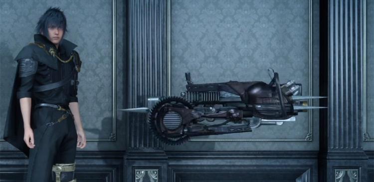 Circular Saw Machinery / Final Fantasy XV