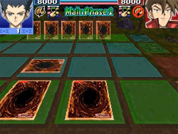 GX Spirit Caller game screenshot
