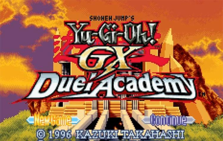 GX Duel Academy gameplay