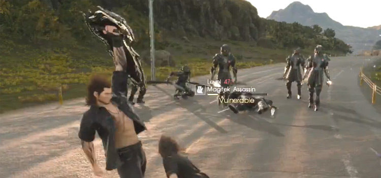 The Best Shields in Final Fantasy XV (Ranked)