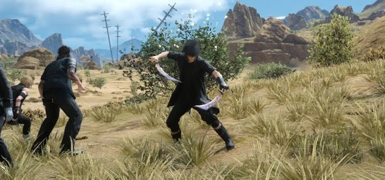 5 Best Daggers in Final Fantasy XV (And How To Get Them)