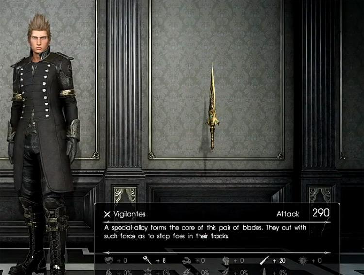 Vigilantes Daggers / Final Fantasy XV