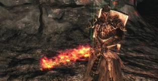 DS2 Possessed Armor Sword HD Screenshot