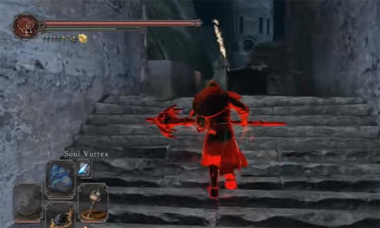 Spitfire Spear in Dark Souls 2