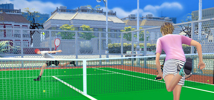 Sims 4 CC: Best Tennis Attire, Outfits, Poses & More
