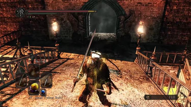 Loyce Greatsword from Dark Souls 2