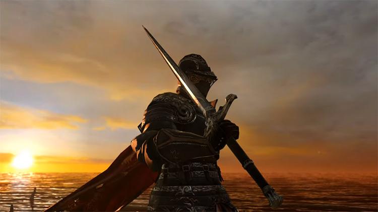 Drakeblood Greatsword from Dark Souls 2