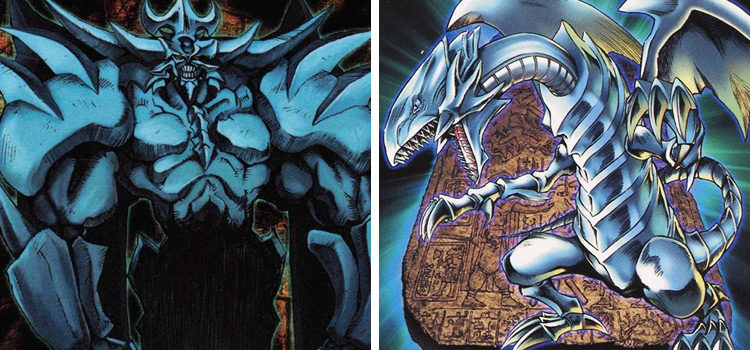 Yu-Gi-Oh: The Best Cards in Seto Kaiba's Deck