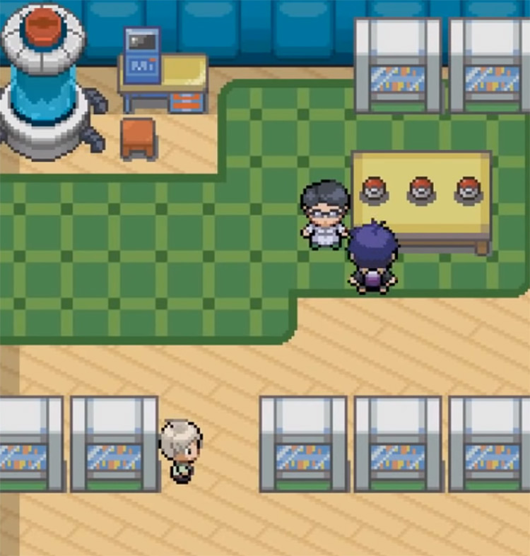 Pokémon Insurgence ROM Hack Screenshot