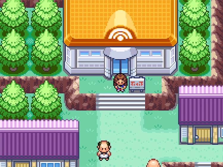 Pokémon Korosu Nuzlocke Screenshot
