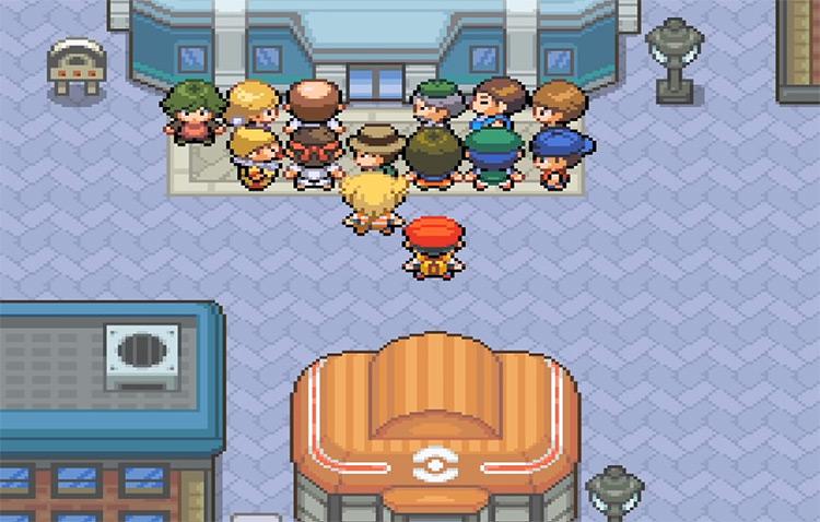 Pokémon Legends of the Arena Screenshot