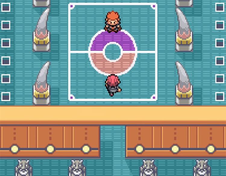 Pokémon FireRed: Rocket Edition Screenshot