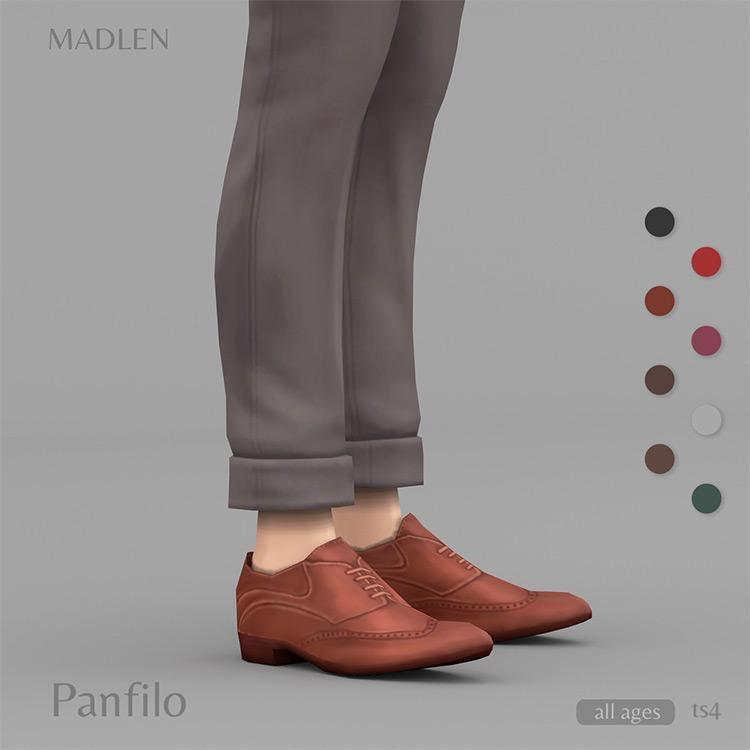 Panfilo Shoes / TS4 CC