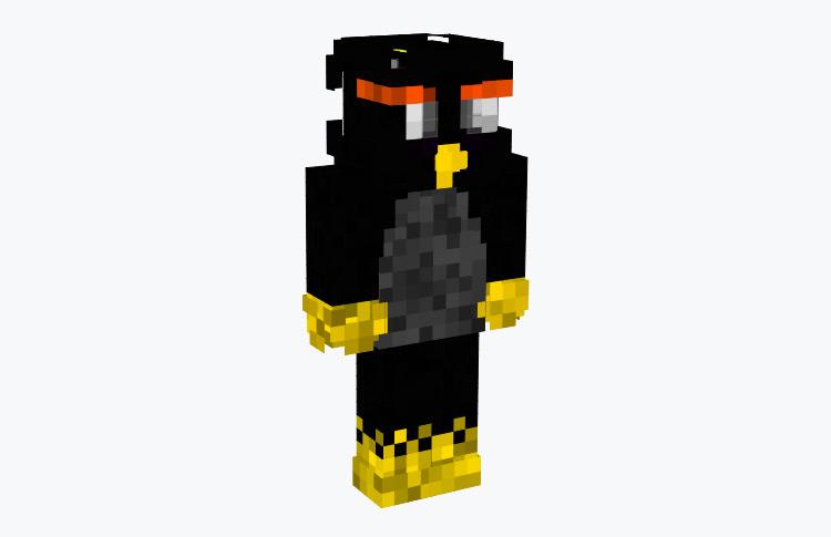 Bomb Skin / Minecraft Skin
