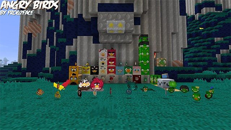 Angry Birds Resource Pack Preview