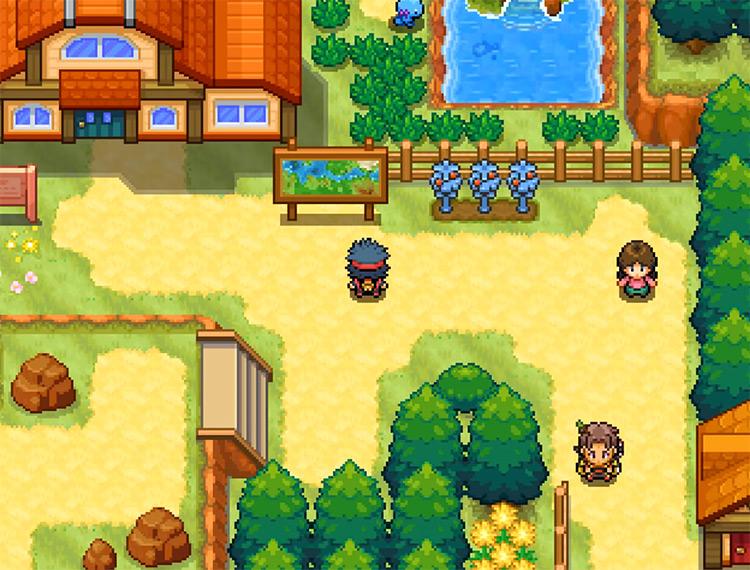 Pokémon Phoenix Rising Hawthorne Region ROM hack