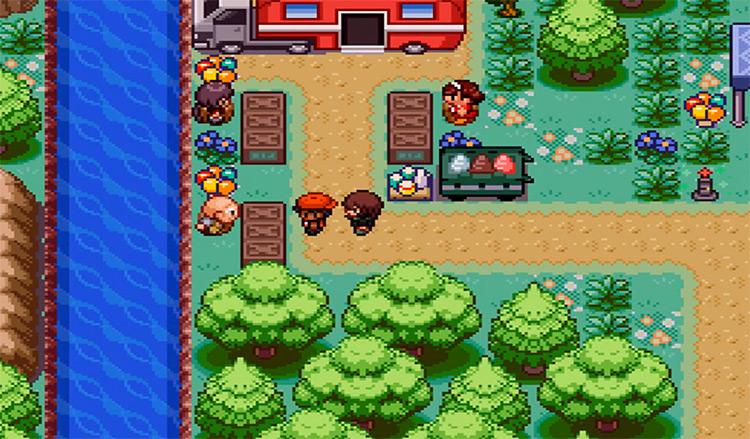 Pokémon Rejuvenation Aevium Region ROM Hack