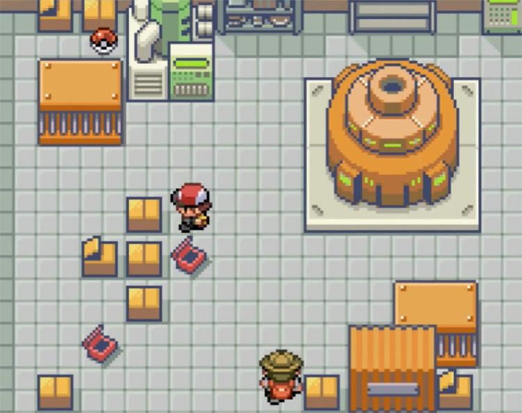 Pokémon Gaia Orbtus Region ROM Hack