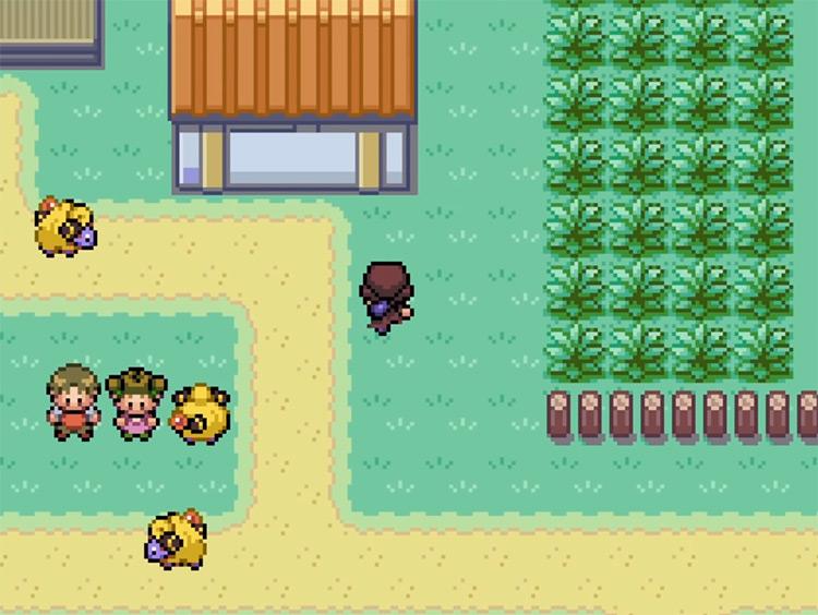 Pokémon Dreams Solda Region ROM Hack