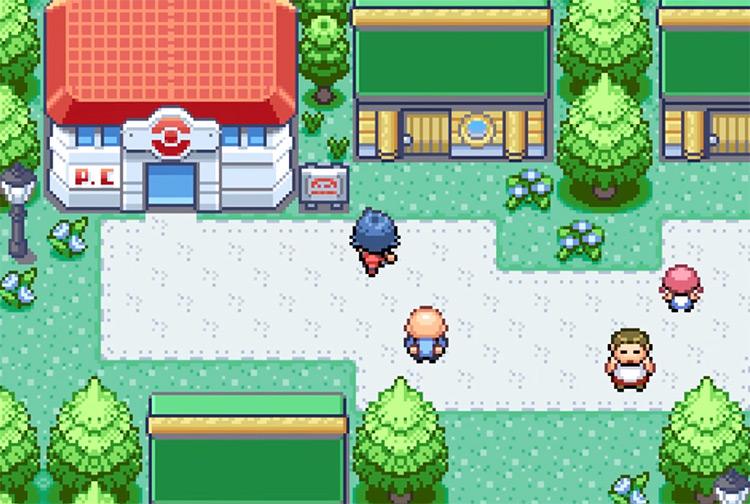Pokémon Sienna Voultan Region ROM Hack
