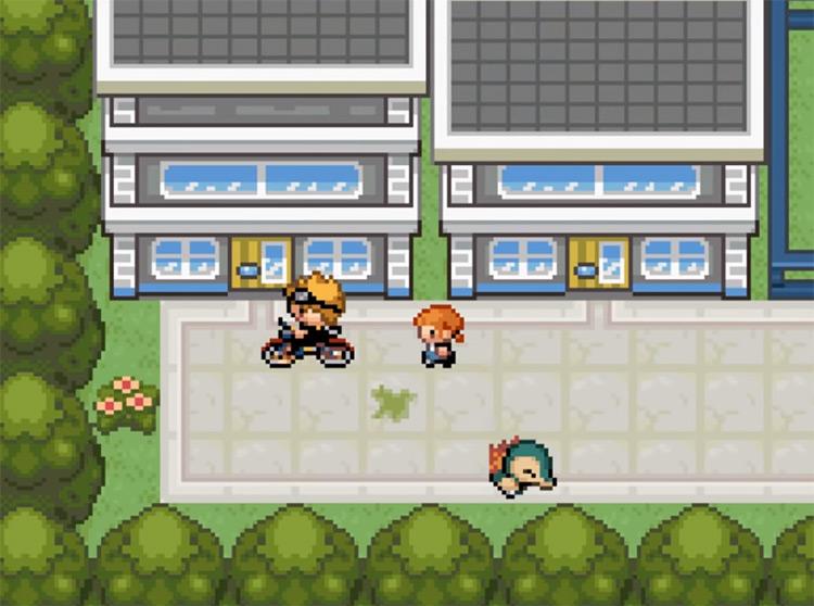 Pokémon Blazed Glazed Tunod Region ROM Hack