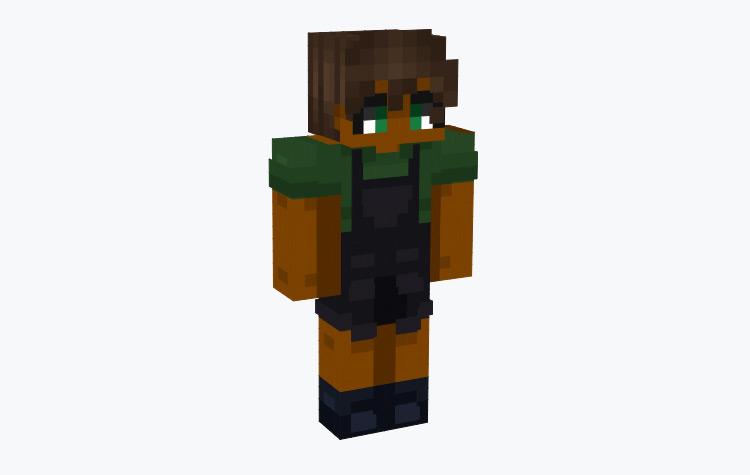 Dia Character / Minecraft Skin