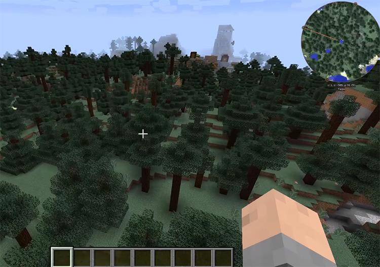 Journey Map Minimap Mod for Minecraft