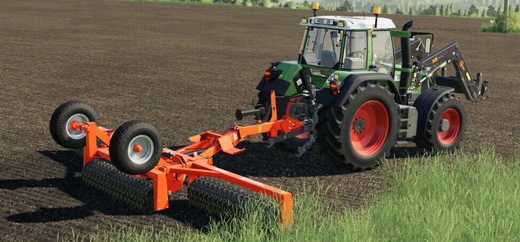 Razol Toro RVH Roller Mod for FS19