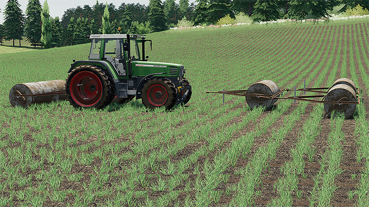 Concrete Rollers Modpack for Farming Simulator 19