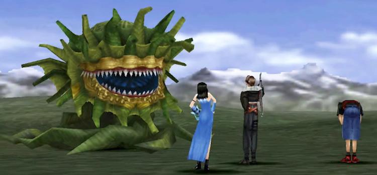 Marlboro Enemy in Final Fantasy VIII HD