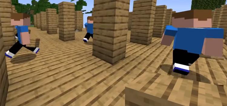 Fabric Portals Mod for Minecraft