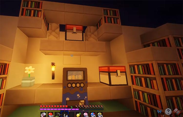 Pixelmon Mod for Minecraft / Preview Screenshot