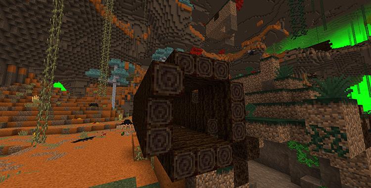 The Erebus Mod for Minecraft