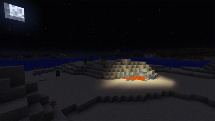 Dynamic Darkness / Minecraft Mod