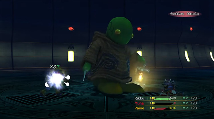 Tonberry in Final Fantasy X-2