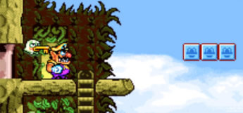 Wario Land 4 GBA Gameplay