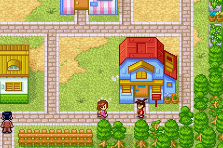 Medabots: Metabee & Rokusho / GBA gameplay