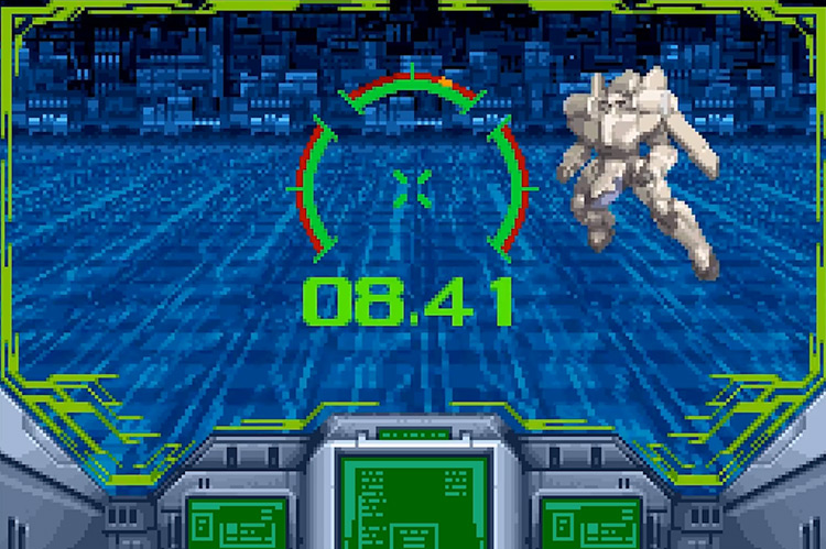 Zone of the Enders: The Fist of Mars / Game Boy Advance