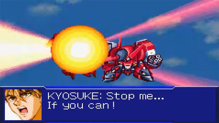 Super Robot Taisen: Original Generation 2 / Game Boy Advance