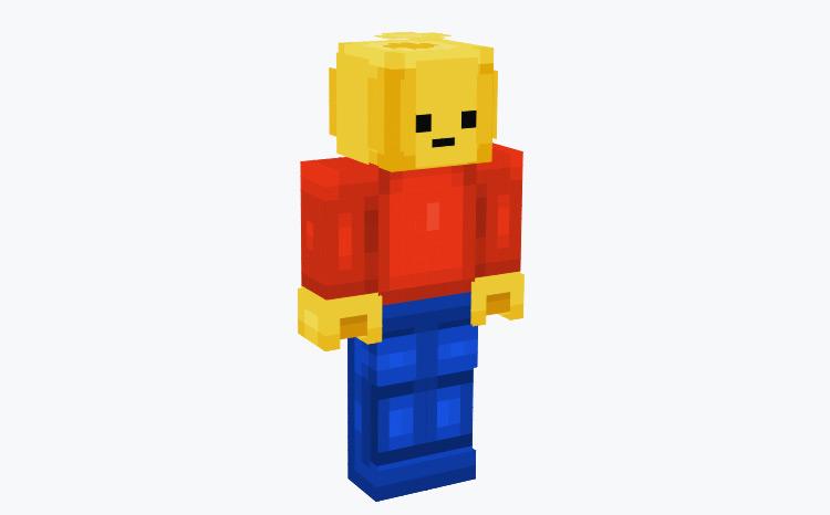 Lego Guy / Minecraft Skin