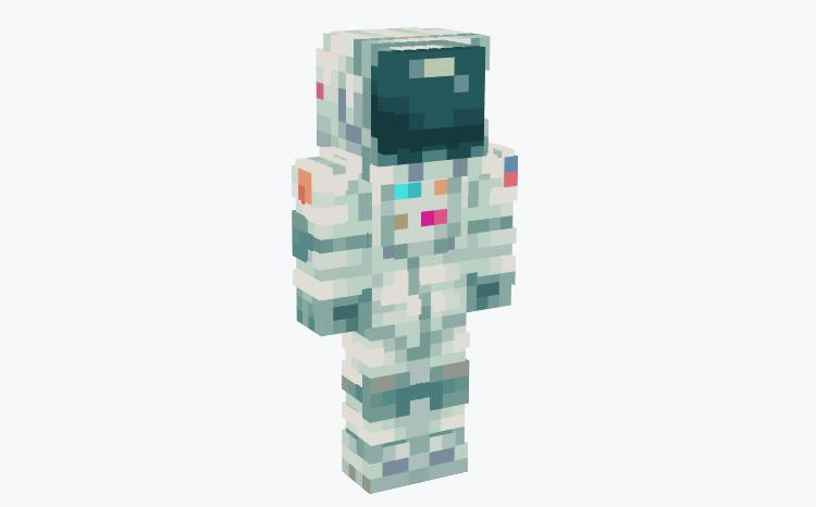 Astronaut / Minecraft Skin
