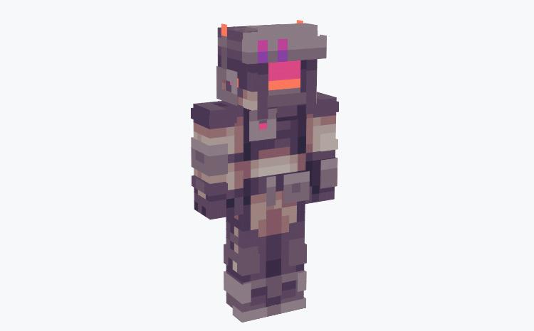 Basic Robot Skin / Minecraft Skin
