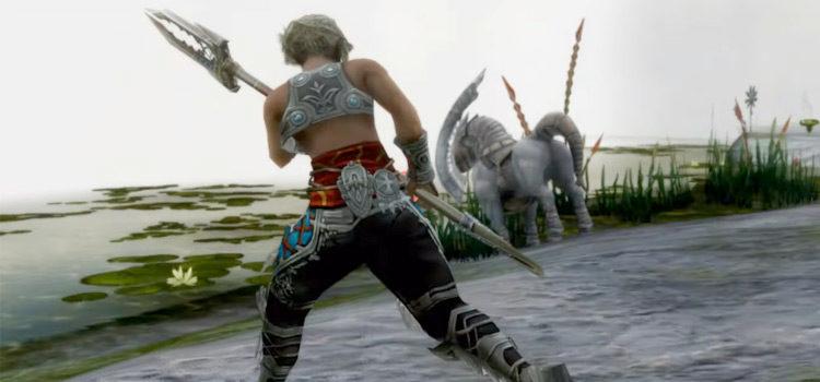Best Monk Weapons in Final Fantasy XII: The Zodiac Age