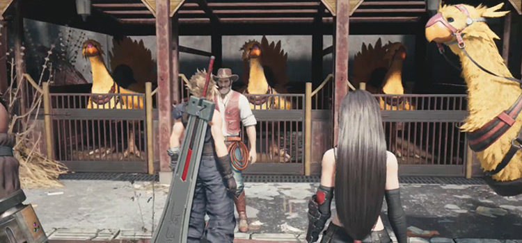 Final Fantasy 7 Remake: All The Best Side Quests, Ranked