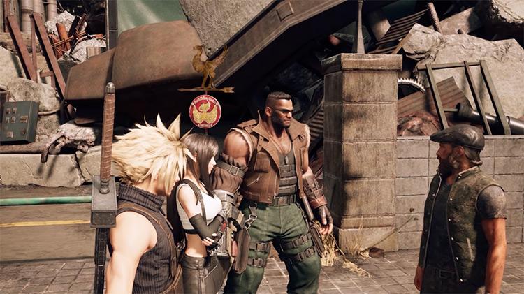 Chapter 14 - Subterranean Menace in Final Fantasy 7 Remake