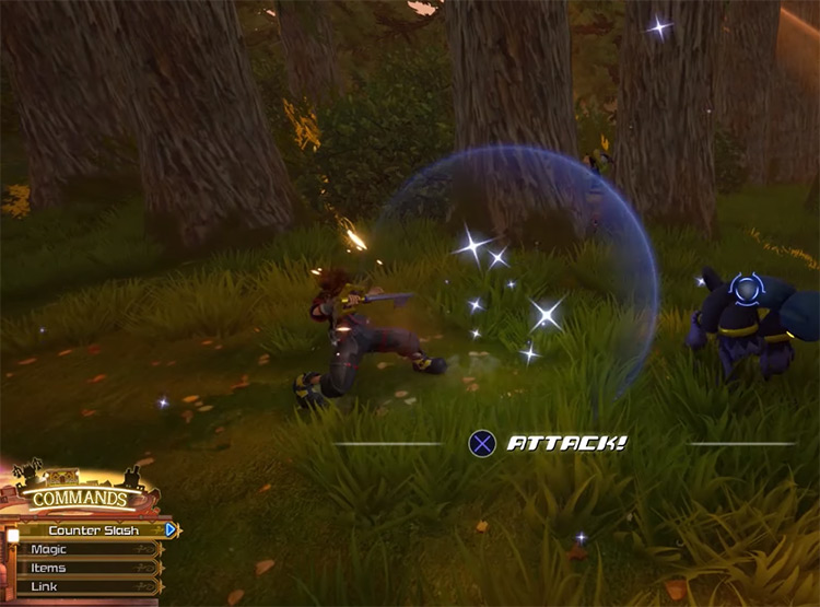 Second Chance Ability in KH3