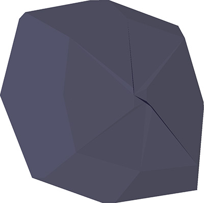Uncut Onyx Item Render from OSRS