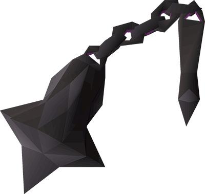 Viggora Chain Mace Wilderness Weapon / OSRS